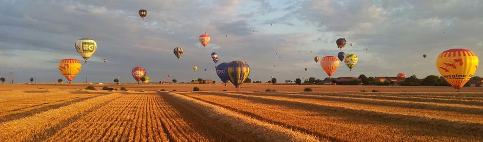 Ballonvaart someren